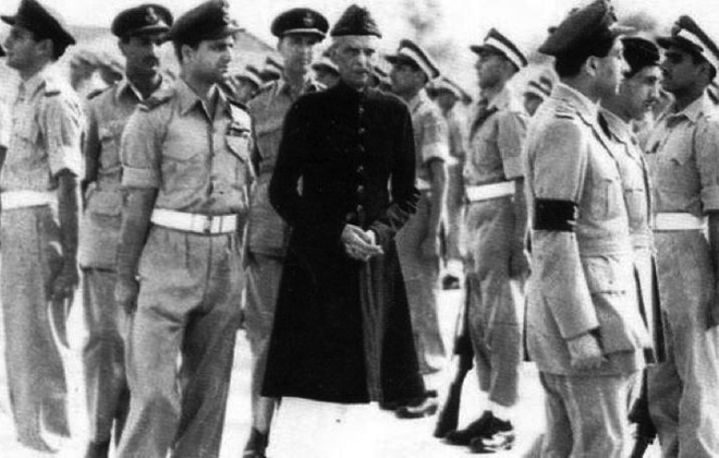 Quaid-e-Azam's Unique and Historical Pictures