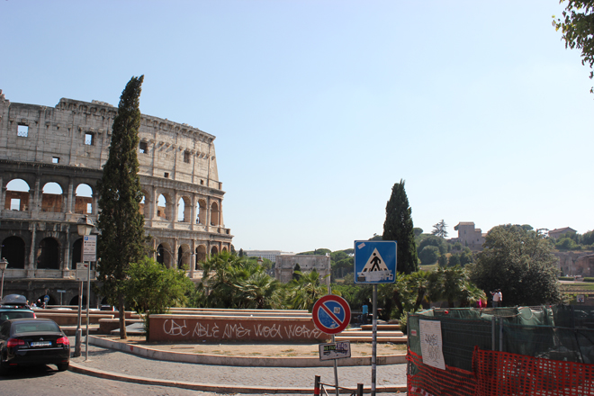 The Grandeur of Rome