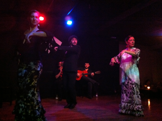 Flamenco in Madrid