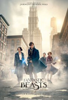 Centaurus Cineplex Movie 'Fantastic Beasts and Where to Find Them' Show Times