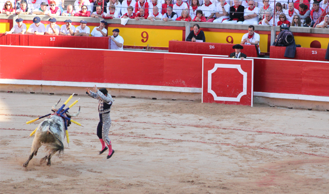 Discovering Spain: The Thrill and Gore at Pamplona