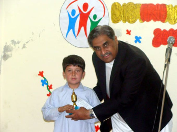 Charity Begins at Home: Dr. Azhar Mahmood Kayani and ARWT