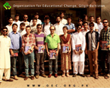 ORGANIZATION FOR EDUCATIONAL CHANGE - VISION OF A KNOWLEDGE SOCIETY