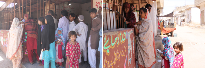 Parveen Saeed: Feeding the Hungry of Karachi