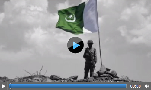 A Tribute to our Soldiers Fighting for Us in Waziristan