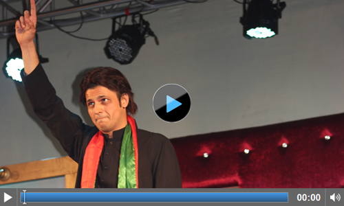 Play: Anwar Maqsood ka Dharna