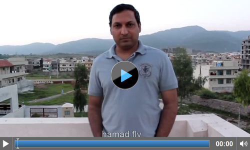 An interview with Hammad Husain