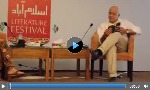 Readings from Islamabad Literature Festival 2014