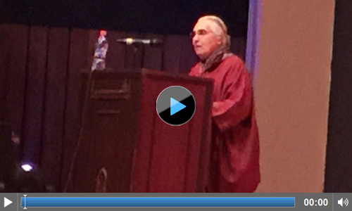 Romila Thapar's Keynote Address: 'The Past as Present' at LLF 2015