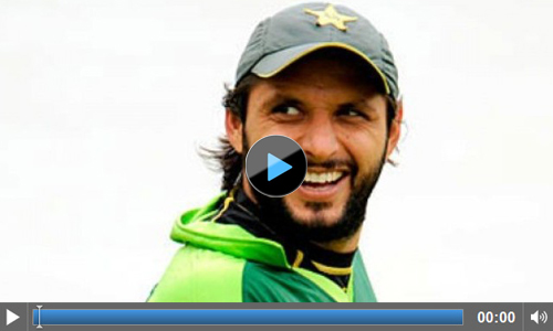 Shahid Afridi's Exclusive Interview by Jalal Hussain