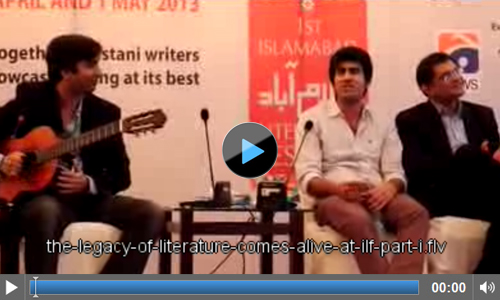 The legacy of literature comes alive at Ilf part I