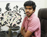 'SANKI' COLORS IT ALL: THE FIRST GRAFFITI ARTIST OF PAKISTAN