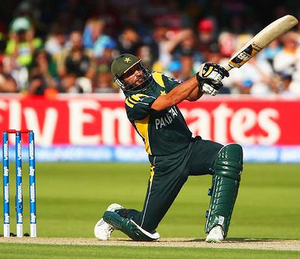 Shahid Afridi: The Ultimate Show Stopper