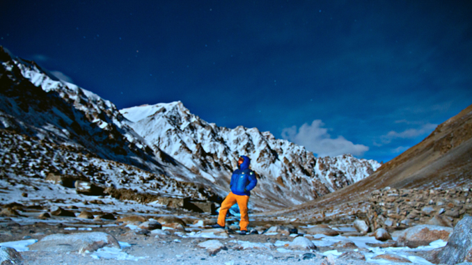 The 'High' of Mountaineering