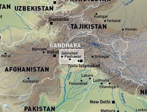 Convergence Of Empires The Gandhara Civilization Youlin Magazine