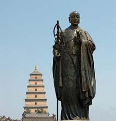 A Path Unknown: Xuanzang