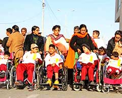 2nd SOP Unified Marathon by Special Olympics Pakistan