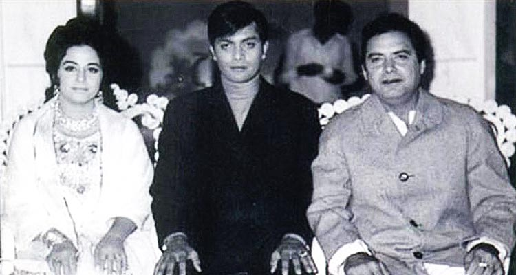 Sabiha Khanum, Waheed Murad and Santosh Kumar - The Changing Tides of Pakistani Cinema