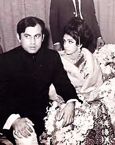 Muhammad Ali and Zeba, popular lead couple of 1960s - The Changing Tides of Pakistani Cinema
