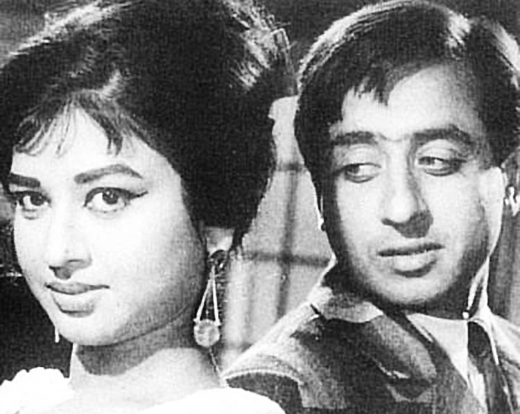 Shabnam and Nadeem, hit onscreen couple from 1970s - The Changing Tides of Pakistani Cinema