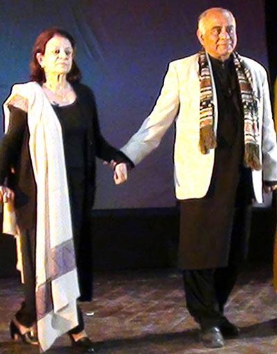70 Years of Theatre in Pakistan: Yasmin Tahir and Naeem Tahir