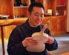 A Chinese Violin