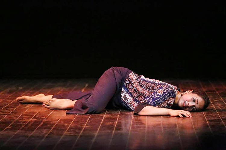 Goonj – Echo: A Solo Dance Performance by Suhaee Abro