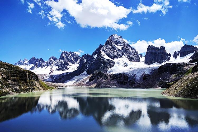 Chitta Katha lake - Arang Kel and Chitta Katha Lake