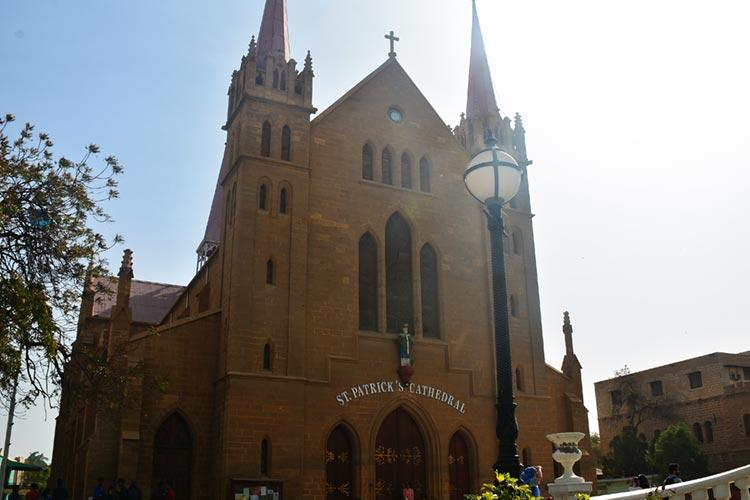 圣帕特里克大教堂的建筑奇迹