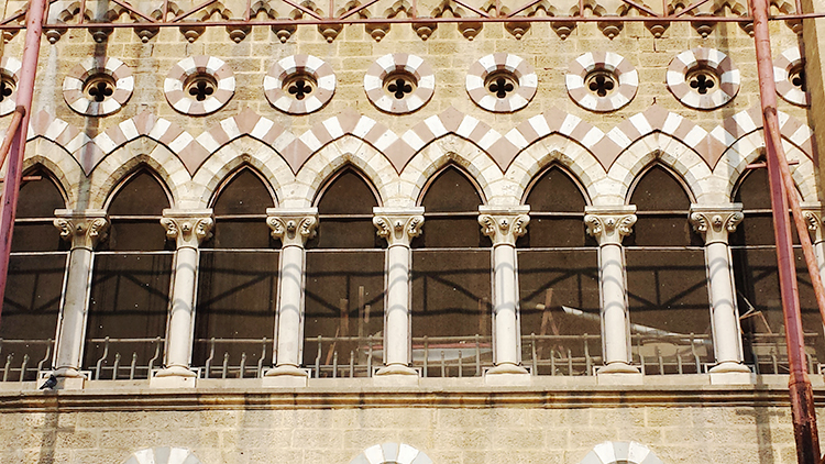 Architecture of Frere Hall, Karachi - Architecture of Frere Hall Karachi