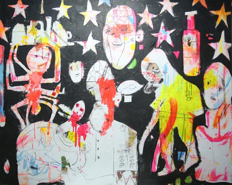"""艺术评论:卡拉奇第七工作室的""""龙帕兰德"""""""