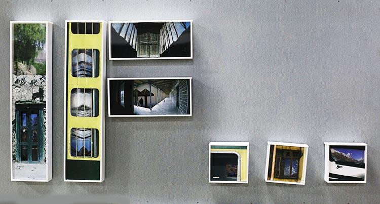 艺术评论:卡拉奇七号工作室的静寂的噪音