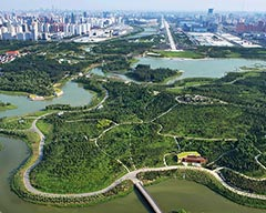 Beijing: Eco Bonus Brought by Forest Parks