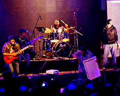 Blackhour Album Launch in Islamabad
