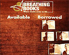呼吸书籍--让书籍活起来