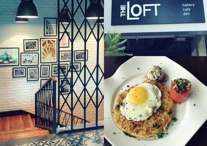 The 'Loft' experience - Cafe The Loft, Jinnah Market, Islamabad