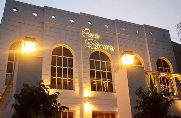 'Casa Bianca' has joined the list of must-visit eateries in Lahore - Casa Bianca Restaurant, Lahore