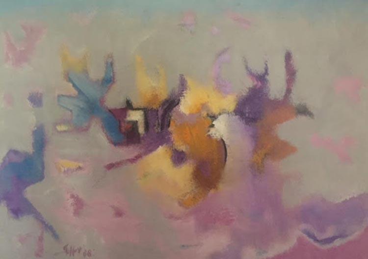 Wahab Jaffar (1988) - Celebrating 70 Years of Pakistani Art