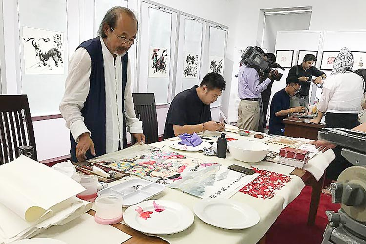 China Cultural Heritage Week Launched at PNCA Islamabad