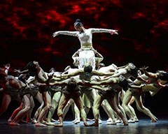 China Xinjiang International Dance Festival
