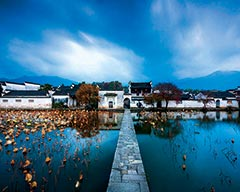 Chinese Ancient Villages: Places for Picturesque Living