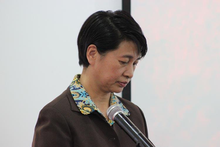 Ms. Li Shuo