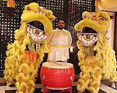 伊斯兰堡万豪酒店举办中国农历新年庆祝活动