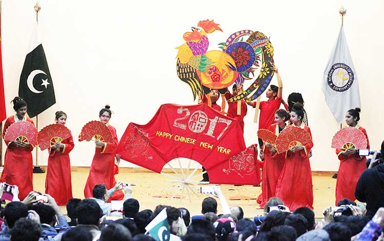 Chinese Spring Festival Celebration at NUML - Chinese Spring Festival at NUML, Islamabad