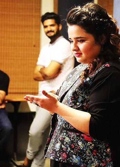 Faiza Saleem - Comedy Group The Khawatoons Celebrate their First Anniversary