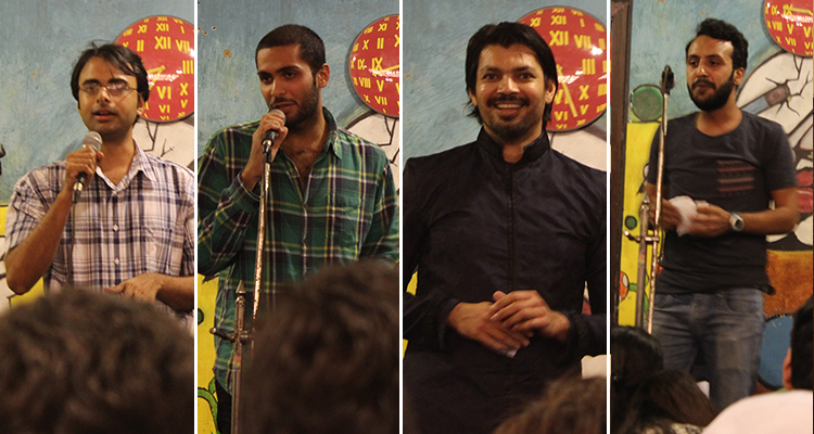 The performances kept the audience at the edge of their seats - Comedy Show by LOL Waalay at MAD School Karachi