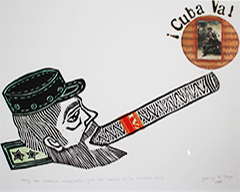 Cuban Art Exhibition:
