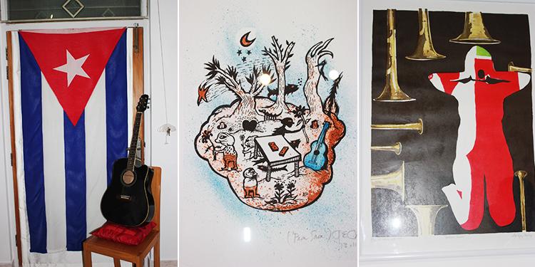 - Cuban Art Exhibition: 'Homage to Sara Gonzalez' at Cuban Embassy