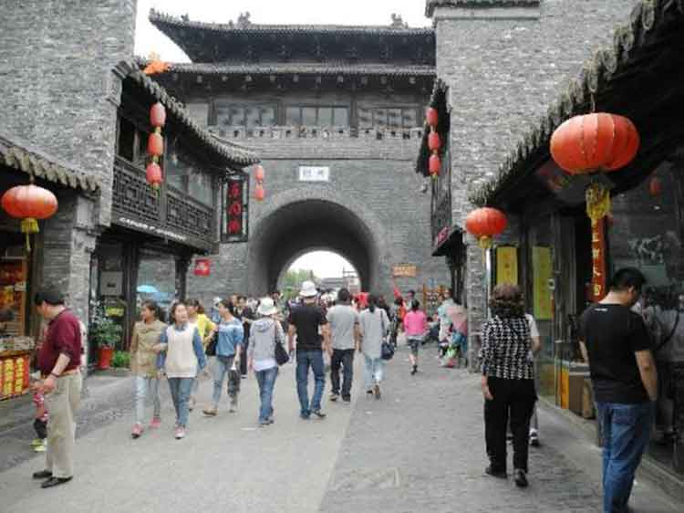 Dongguan Culture Street - Cultural Lighthouses of a City - Bookstores in Yangzhou