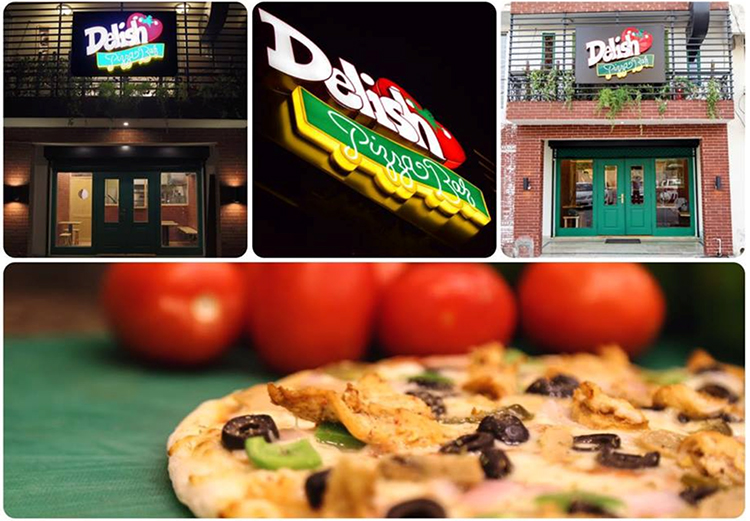 Food Review: Delish Pizza Bar, Lahore - Youlin Magazine
